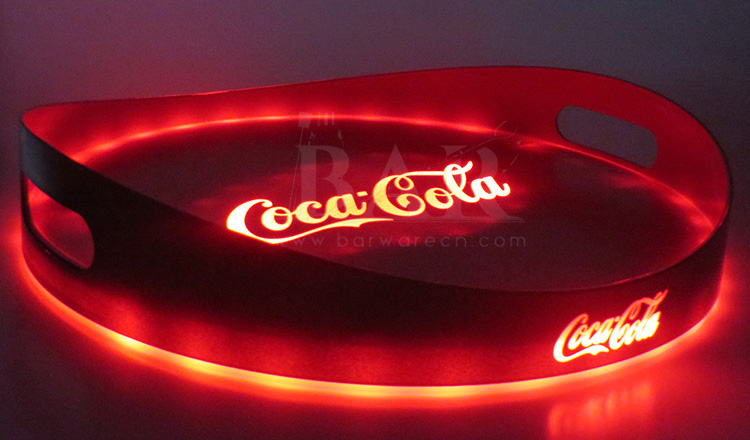 Coca Cola LED Beer Tray