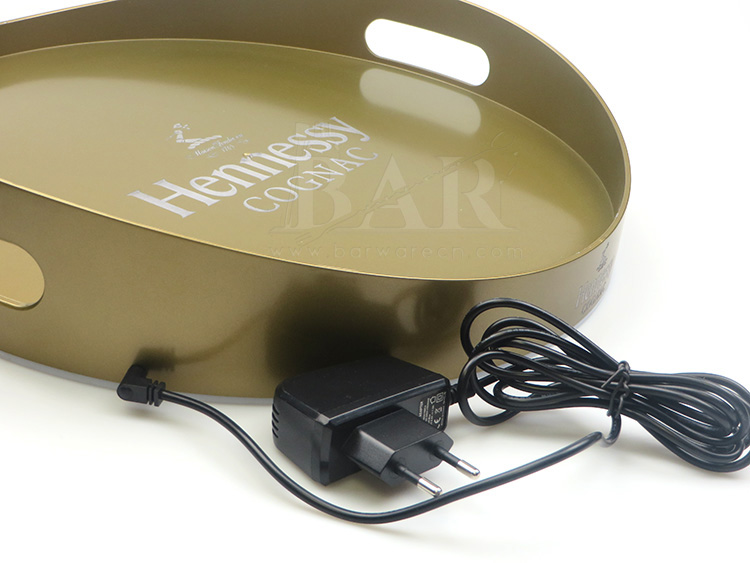 Rechargeable Plastic Beer Tray