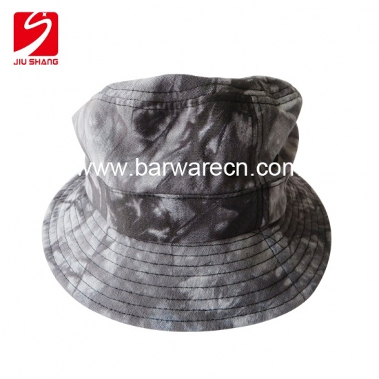 Design Your Own 100% Cotton Sublimation Bucket Hat Supplier