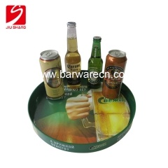 Plastic Green bar tray