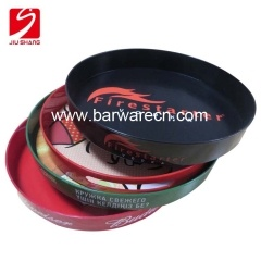 plastic bar fruit tray