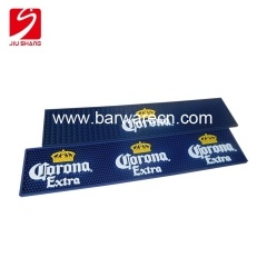 pvc logo bar rail mats