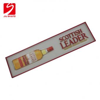 Personalized PVC Beer Bar Mat