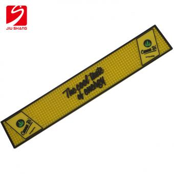 Embossed Printing Rubber Bar Mat