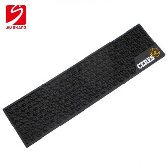 Personalized Dimples Rubber Mat
