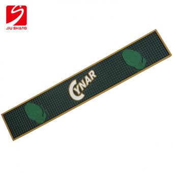 3D Logo Rubber Runner