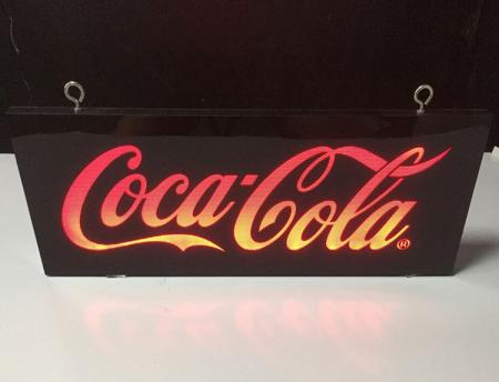 Advertising Sign Board With Lighting Logo