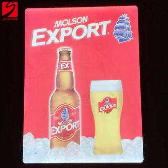 Export Rectangle Led Sign Board