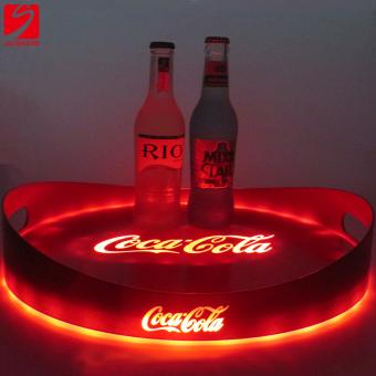 Logo Lighting Serving Tray