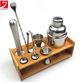 Cocktail Mixing Tools Set