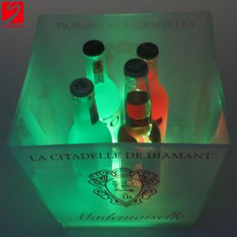 Bar LED Ice Bucket