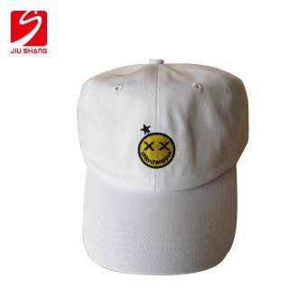 6 panel Camp Cap With Embroidery Logo