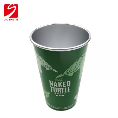 Heat Transfer Printing Integrated Aluminum Cup
