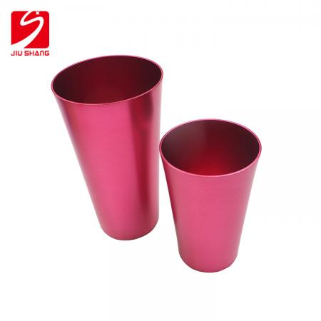 Old Fashioned Multicolor Non-Breakable Beer Cups