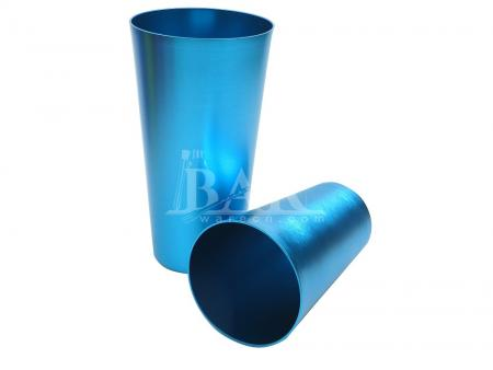 Trademark Innovations Anodized Aluminum Cups Gifts