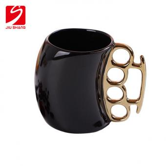 Ceramic Handle Mug Office Coffee Drink Student Cup