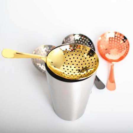 304 stainless steel strainer cocktail bartender