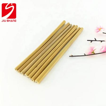 Sustainable and Eco-Friendly Bamboo Straws